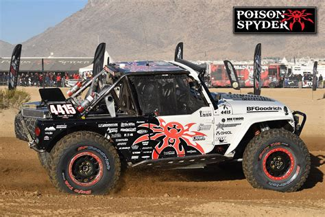 Poison Spyder Jeep Parts Extensive Presence For Tmg Brands At 2016 Tierra Sol