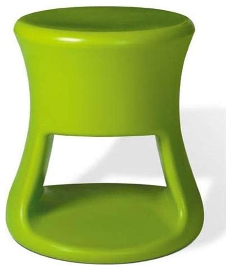 Green Step Stool by Offi Tiki Top Stool In Green Set Of 7