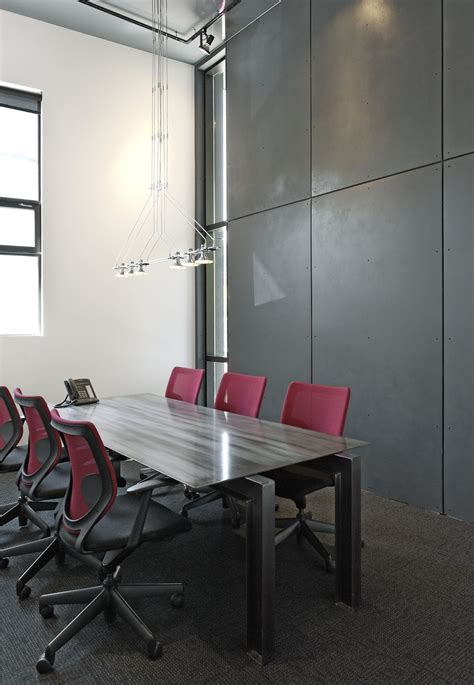 exquisite meeting room decor ideas with gray rectangle