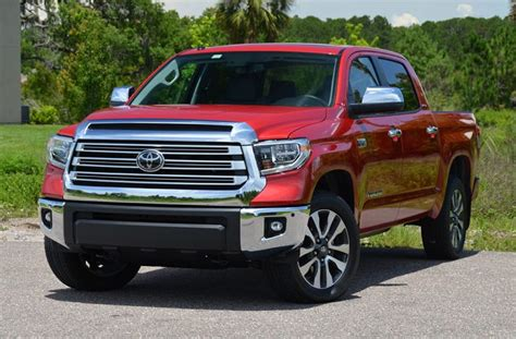 toyota company limited 2018 toyota tundra limited 4 215 4 review test drive