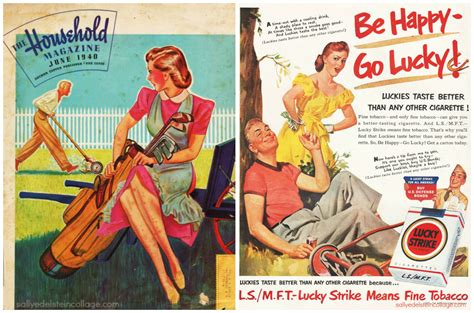 household magazines ladies and lawns envisioning the american dream