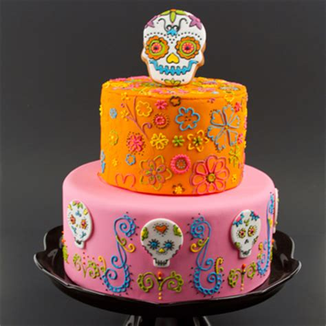 day of the dead cake | country kitchen sweetart cake