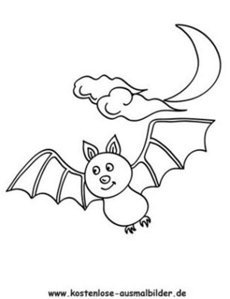 Kostenlose Vorlage Fledermaus helloween ausmalbilder helloween malvorlagen ausmalen