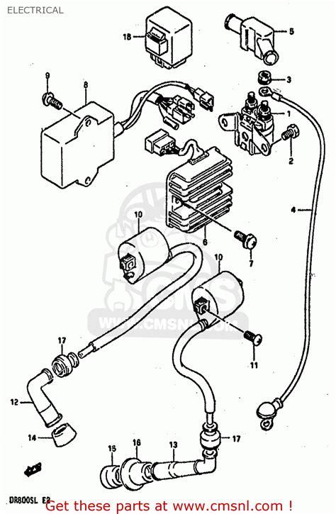 motorcycle 1989 suzuki gsxr1100 wiring diagram 1989 suzuki