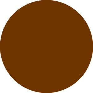 brown clip brown circle clipart clipart suggest