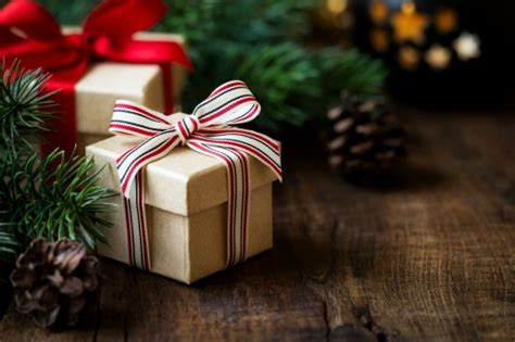 brown christmas gifts in tough times do we need or want gifts