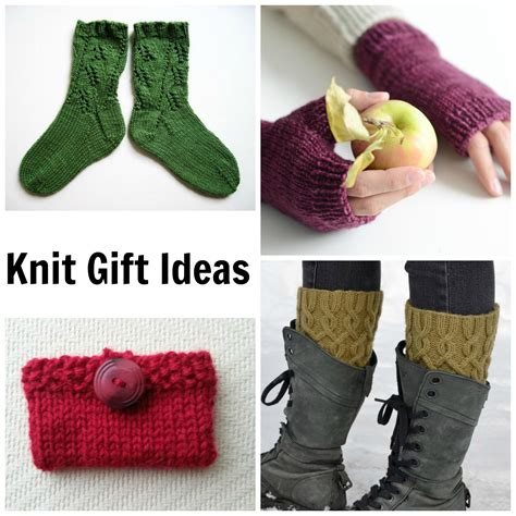 knitting gifts easy and fast knitted gift ideas for any occassion