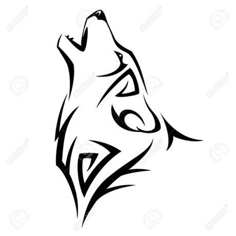 easy tattoo wolf best 25 simple wolf tattoo ideas on pinterest simple