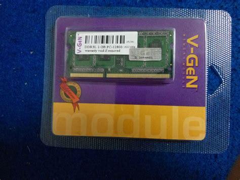 Memory Laptop Sodim Vgen Ddr3 8gb Pc 10600 Dan 12800 Ra Limitededition k galaxy komputer harga murah setiap hari