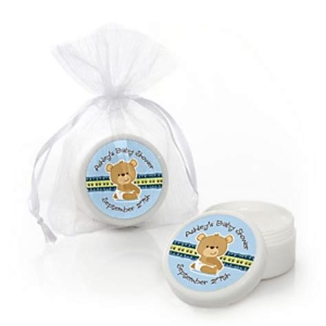 Teddy Baby Shower Favors by Baby Boy Teddy Baby Shower Decorations Theme