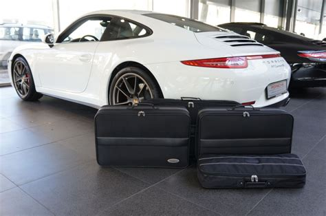 porsche trunk in front luggage for 991 front trunk 6speedonline com forums