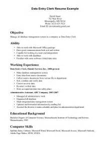 Cover Letter For Computer Operator by So For A Fresher Computer Operator Resume Resumes Cover Letters Resume Template 2017