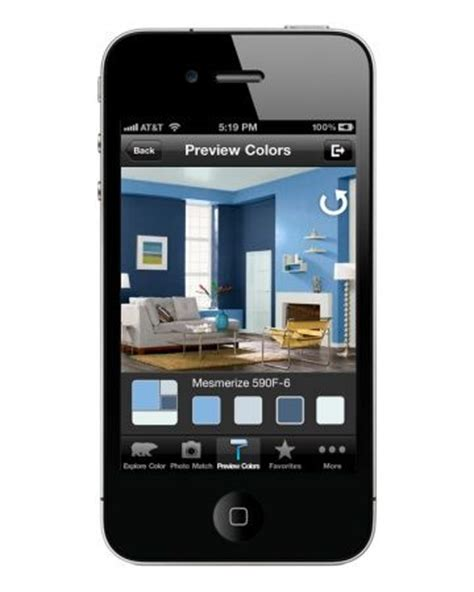 paint colors awesome and apps on