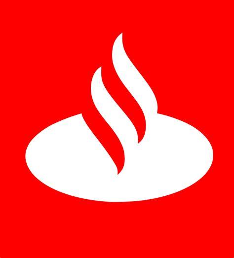 banco santqander banco santander logo 30 png e vetor download de logotipos