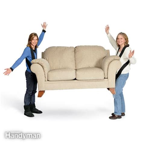 how to move sofa alone 14 tips for moving furniture the family handyman