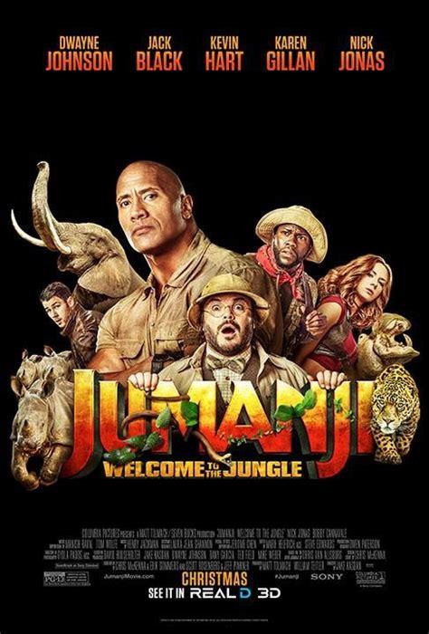 jumanji nuovo film jumanji benvenuti nella giungla i protagonisti in un