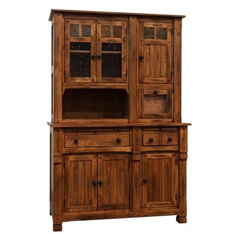 sunny designs 2416ro sedona 77 h buffet and hutch in sunny designs sedona buffet with hutch in rustic oak 2416ro
