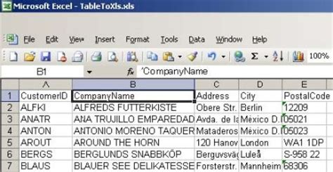 Host Excel Spreadsheet by How To Transfer Or Export Sql Server 2005 Data To Excel