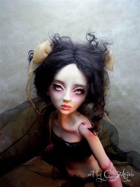 doll artists jointed doll commissioned by cdlitestudio on