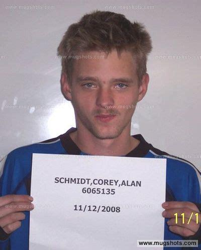 Greeley Co Arrest Records Corey Alan Schmidt Mugshot Corey Alan Schmidt Arrest