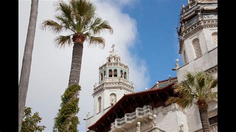 hearst castle upstairs  youtube