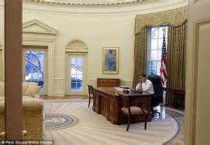 oval office renovation obama will definitely be out of the oval office next year
