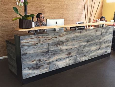 counter reception desk 25 best ideas about reception counter design on