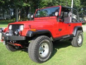 1992 Jeep Wrangler Yj 1992 Jeep Wrangler