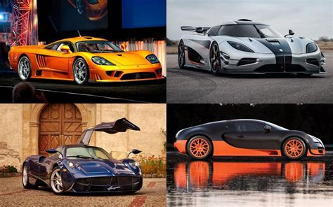 top 10 fastest cars top 10 fastest cars in the world cars