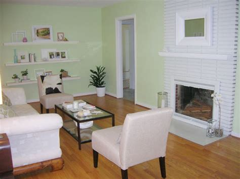 Soft Green Living Room by How We Prep Plan Before Starting A Project House