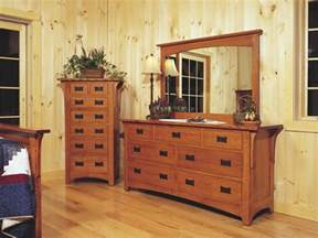 mission style oak bedroom furniture craftsman bedroom