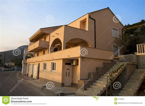 large light brown house royalty free stock images image