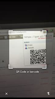 chrome qr scan the electric educator scan qr codes from chrome mobile