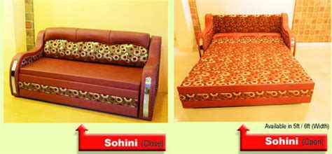 sofa cum bed in kolkata wooden sofa cum bed at rs 35950 piece jessore road