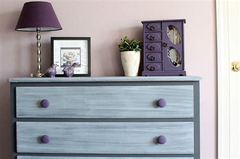 Ideas For Whitewash Furniture Design Grey Washed Chalk Paint Dresser Makeover The Inspired Hive