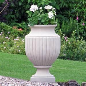 zeus plant vase large garden planter s s shop