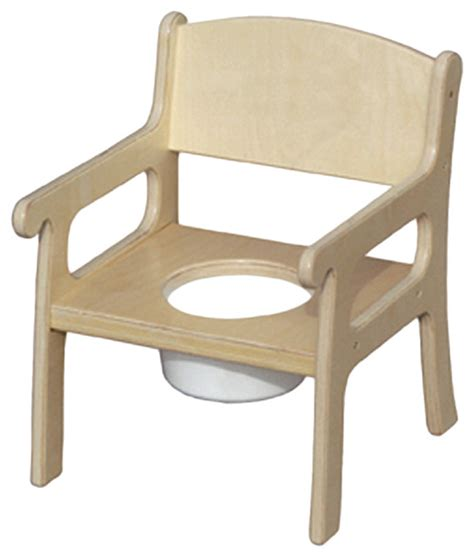 uga bathroom decor potty chair natural clear finish apple green font x georgia bold traditional kids