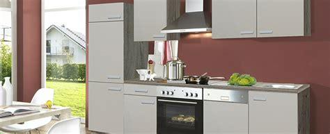 küchenzeile mit elektrogeräten und aufbau k 252 chenzeile roller dockarm