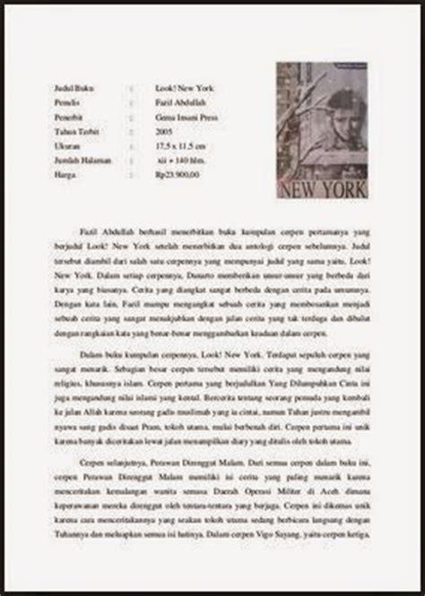 contoh membuat review novel kumpulan contoh resensi buku non fiksi pengetahuan yang