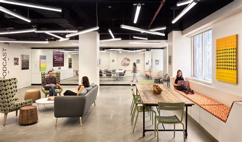 design magazine office workspace and office design projects in new york slate