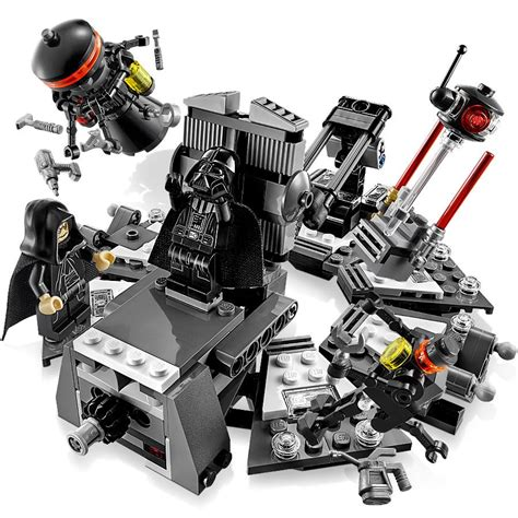 Lego Wars lego wars darth vader transformation