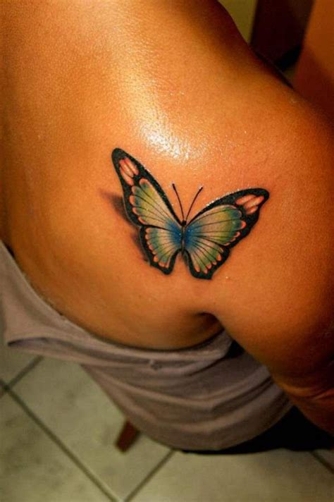 3d small tattoo tattoos for 3d butterfly tattoos for my