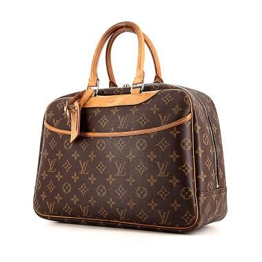 hand louis vuitton deauville bags collector square