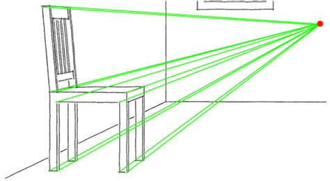 1 point perspective room tutorial drawing a one point perspective room tutorial