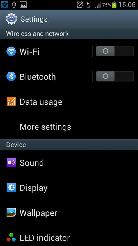 samsung galaxy s3 setup portable wifi hotspot and change