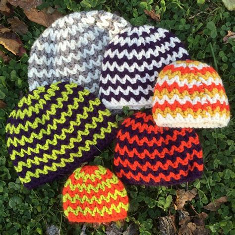 pattern crochet preemie hat quick and simple crocheted chevron hat crochet preemie