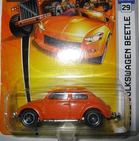 Matchbox Vw Beetle 1962 Orange volkswagen beetle 1962 1 64 orange matchbox my