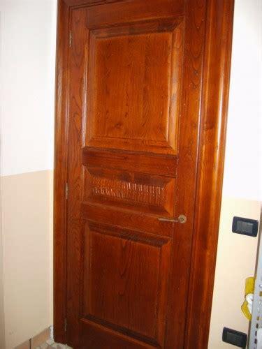 porte interne in legno massello prezzi porte interne in legno massello infix