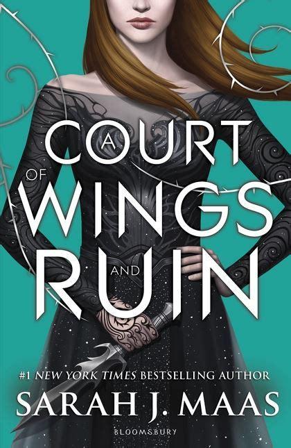 a court of wings divulgada capa do 3 186 livro de corte de espinhos e rosas