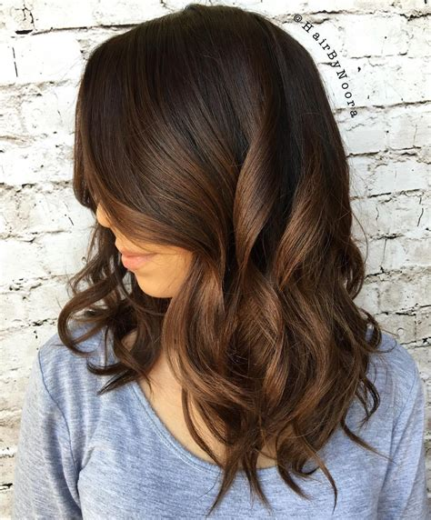 chocolate brown hairstyles over 50 50 chocolate brown hair color ideas for brunettes